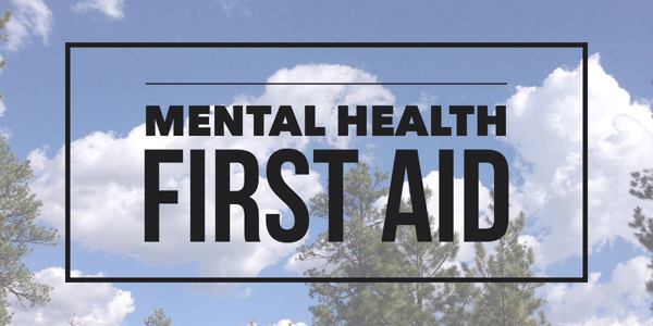 Mental Health First Aid-Arizona Integrated Healthcare