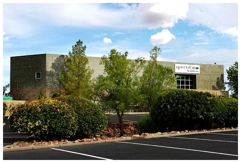 spectrum healthcare cottonwood arizona
