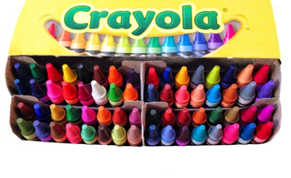 web crayons