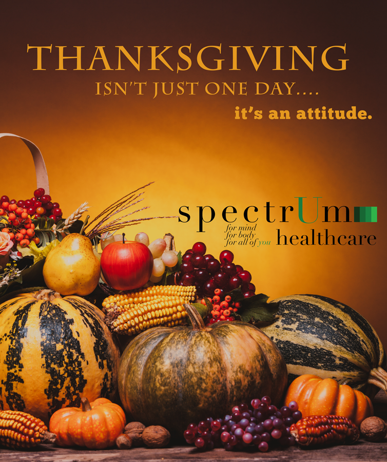 web thanksgiving spectrum