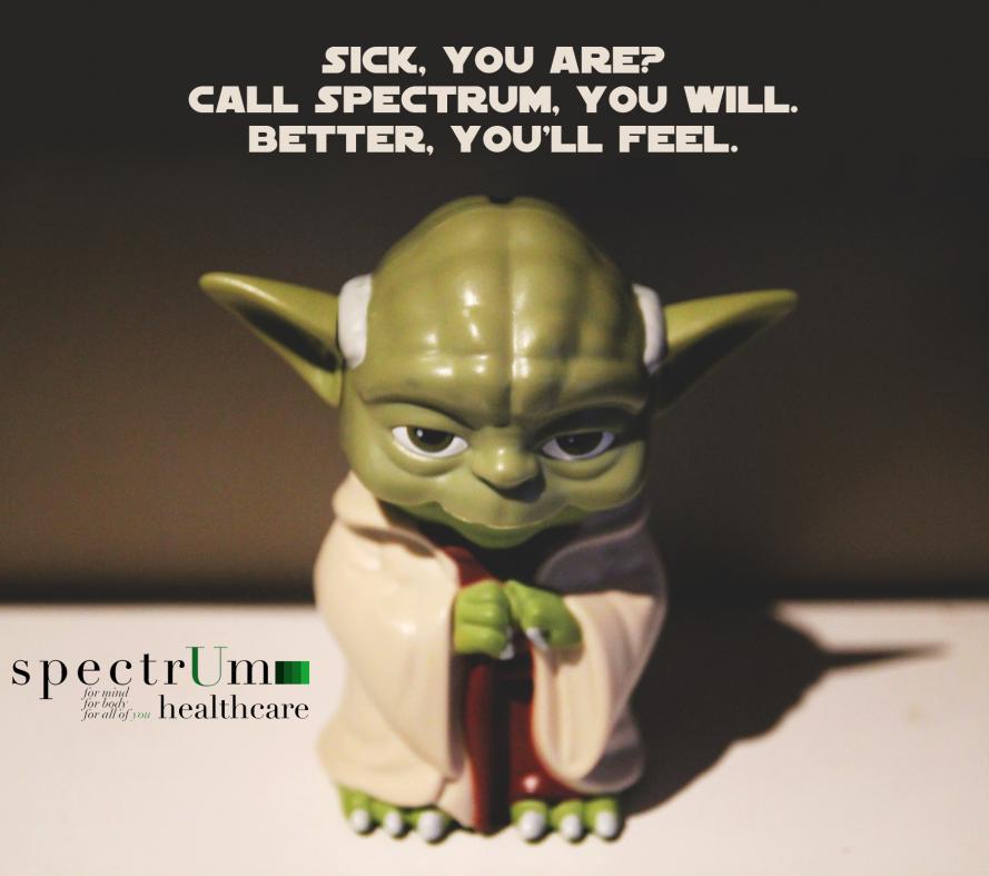Spectrum Yoda 2