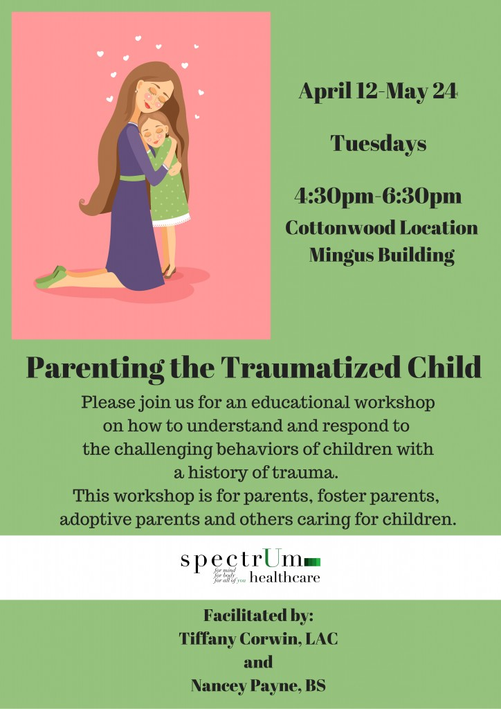 Parenting the Traumatized Child