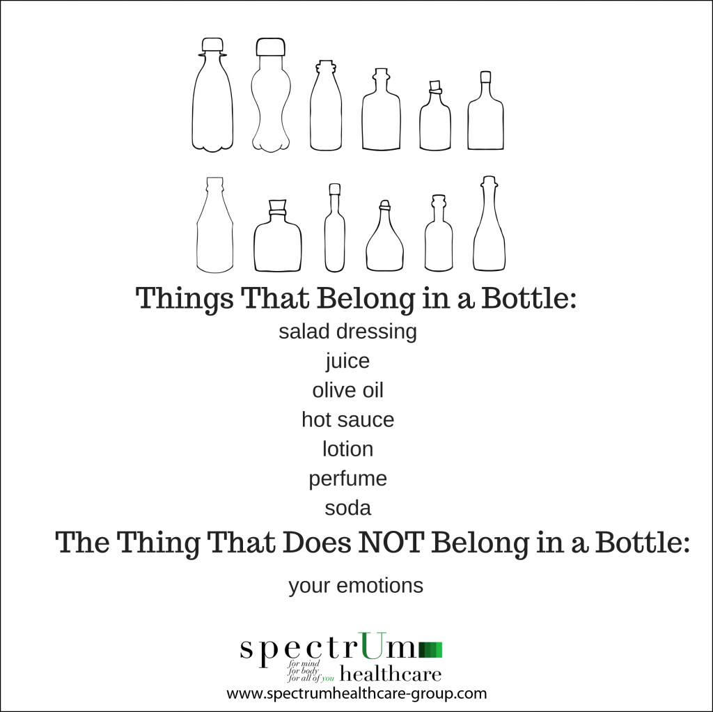 Things That Belong in a Bottle_