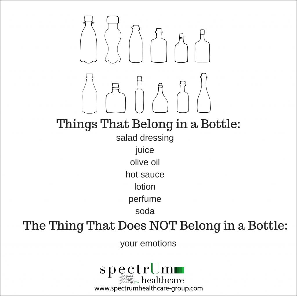 Things That Belong in a Bottle_