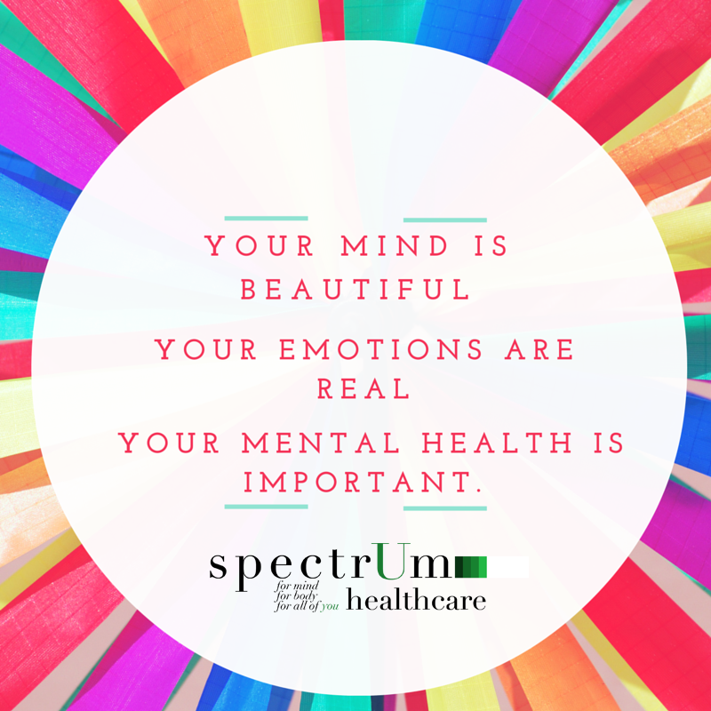 mental health is importnat